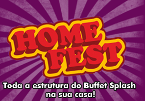 Home Fest Buffet Splash