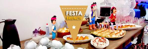 Brunch Buffet Infantil Splash